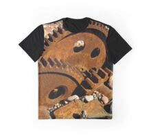 rustyGears Graphic T-Shirt