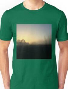 Misty Morning  Unisex T-Shirt