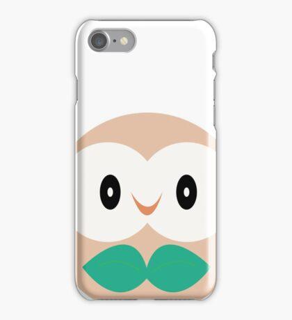 Rowlet- Pokemon iPhone Case/Skin