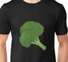 Glitch Food broccoli Unisex T-Shirt