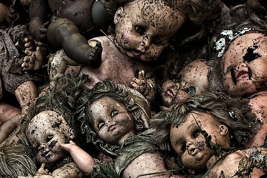 Dead Dolls 2 by Charles Bodi