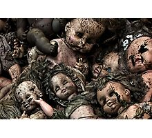 Dead Dolls 2 Photographic Print