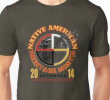 native american heritage month Unisex T-Shirt