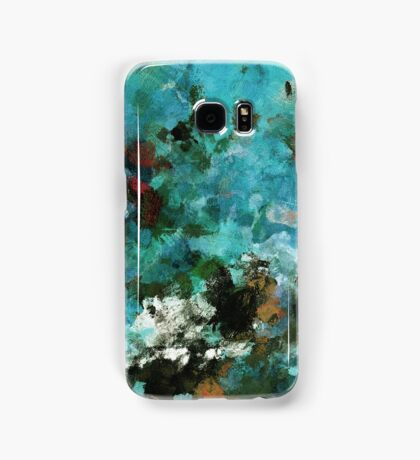 Unique Abstract Art / Painting Samsung Galaxy Case/Skin