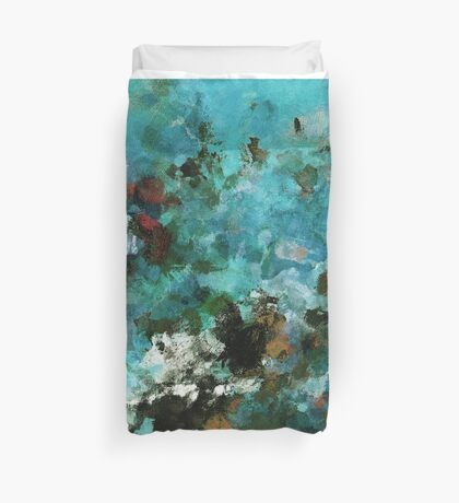Unique Abstract Art / Painting Duvet Cover