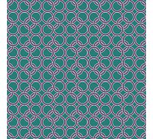 Circle Circle Dot Dot Photographic Print