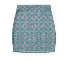 Circle Circle Dot Dot Mini Skirt