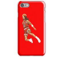 jesus dunk iPhone Case/Skin