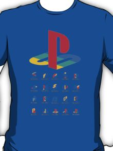 Play Station  T-Shirt