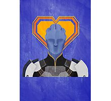 N7 Keep - Liara Photographic Print