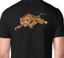 TIGER, ATTACK, Pounce, from Circus Poster Unisex T-Shirt