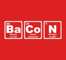 Bacon - Periodic Table by graphix