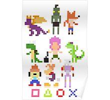 Playtstation Legends 2 Poster