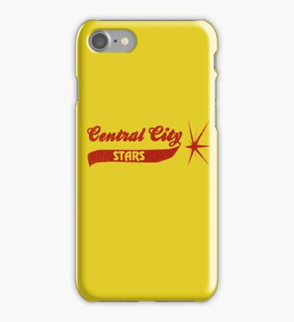Central City Stars iPhone Case/Skin