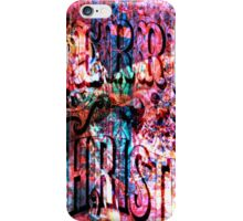 Christmas, it is the spring of the spirit; it is everything promise iPhone Case/Skin