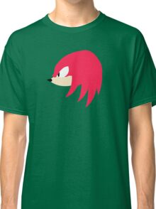 Sonic Mania - Knuckles Classic T-Shirt