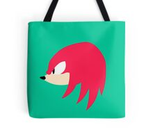 Sonic Mania - Knuckles Tote Bag