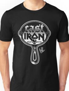 cast iron heavy metal Unisex T-Shirt