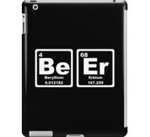 Beer - Periodic Table iPad Case/Skin