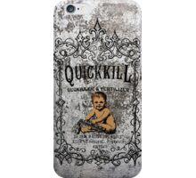 Quickkill iPhone Case/Skin