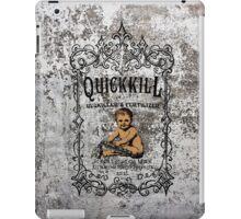 Quickkill iPad Case/Skin