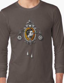 The Watchmaker (black version) Long Sleeve T-Shirt