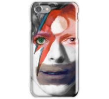 David Bowie through the ages iPhone Case/Skin