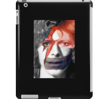 David Bowie through the ages iPad Case/Skin
