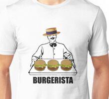 Burgerista  Unisex T-Shirt