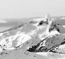 Backcountry & the Black Tusk by Ryan Davison Crisp