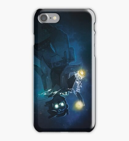 Space Dipper iPhone Case/Skin