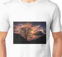 Sycamore Gap, Hadrians Wall Unisex T-Shirt
