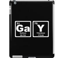 Gay - Periodic Table iPad Case/Skin