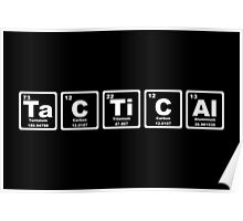 Tactical - Periodic Table Poster