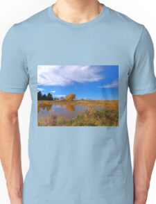 Forest Beach Migratory Preserve Pond Unisex T-Shirt