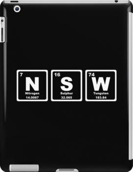 NSW - Periodic Table by graphix