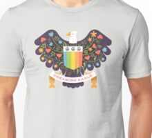 Dreaming (not Screaming) Eagle Unisex T-Shirt