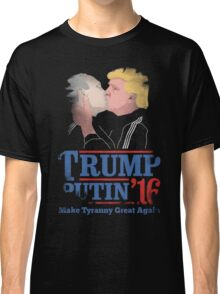 Trump And Putin Classic T-Shirt