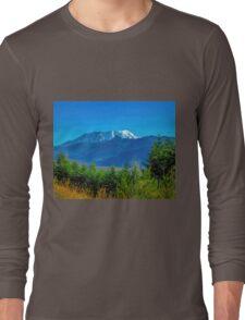 Mount Saint Helens Long Sleeve T-Shirt