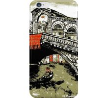 An iconic bridge. iPhone Case/Skin