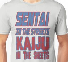 Sentai In the Streets Unisex T-Shirt
