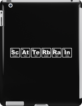 Scatterbrain - Periodic Table by graphix