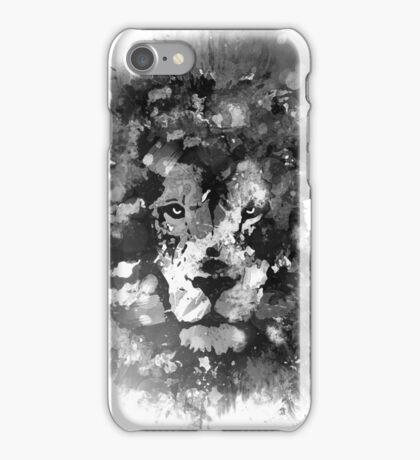 NIGHT LION V iPhone Case/Skin