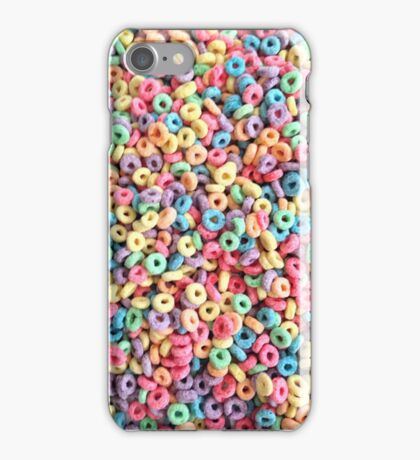 Cereal color iPhone Case/Skin