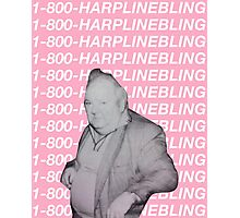 Pintman: Harpline Bing Photographic Print