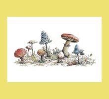 Mushrooms Kids Tee