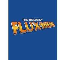 The Unlucky Flux-men Photographic Print