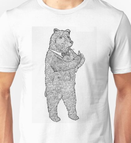 Ring Bear Unisex T-Shirt