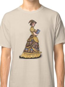 Library Witch by Bobbie Berendson W Classic T-Shirt