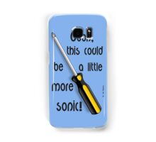This Could Be A Little More Sonic Samsung Galaxy Case/Skin